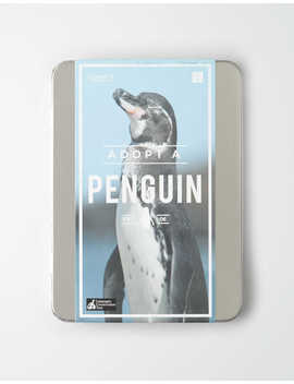 Gift Republic Adopt A Penguin Adoption Pack by American Eagle Outfitters