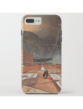Tracing Your Steps I Phone Case by Society6