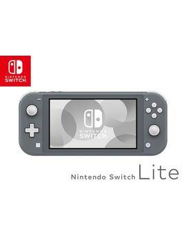 Nintendo Switch  Lite   Grey (Nintendo Switch) Grey by Walmart