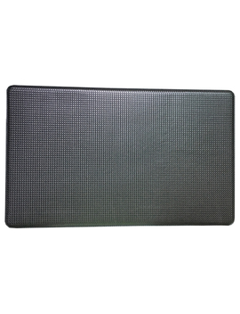 "Premium Anti Fatigue Kitchen Mat, Anti Fatigue Comfort Mat. Multi Purpose Standing Mat, 18"" X 30\"", Black by Art3d"