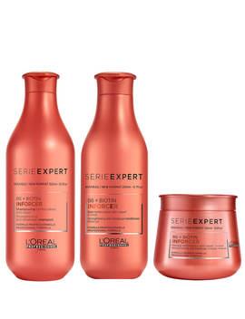 L'oréal Professionnel Serie Expert Inforcer Trio by L Oréal Professionnel