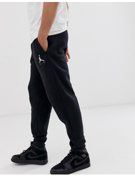 Nike Jordan Jumpman Joggers In Black by Jordan