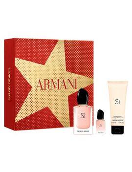 Giorgio Armani Sì Fiori 50ml Eau De Parfum Perfume Gift Set For Her by Giorgio Armani