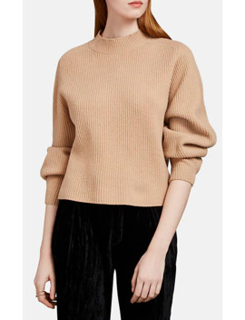 Wool Cashmere Crewneck Sweater by Chloé