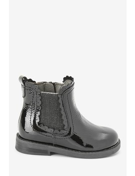 Chelsea Scallop Boots (Younger) by Next