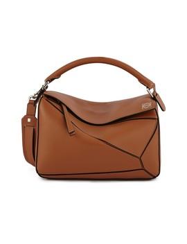 Puzzle Shoulder Bag Medium by Loewe