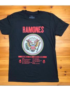 Ramones   Farewell Tour Adios Amigos by Vintage  ×  Band Tees  ×