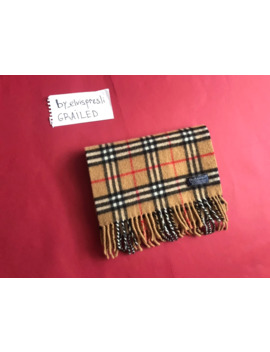 Burberry Scarf by Burberry  ×