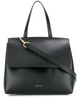 Saffiano Mini Lady Bag by Mansur Gavriel