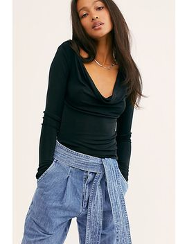 Carrie Layering Top by Intimately