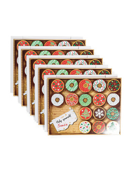 Set Of 5 Doughnut Shirt Boxes by Tj Maxx