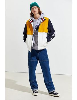 Tommy Hilfiger Midweight Retro Puffer Coat by Tommy Hilfiger