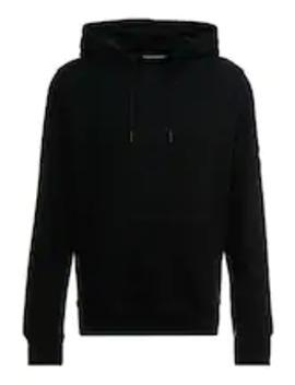 Monogram Sleeve Badge Hoodie   Felpa Con Cappuccio by Calvin Klein Jeans