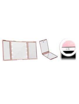Impressions Vanity Mirror Bundle by Costco