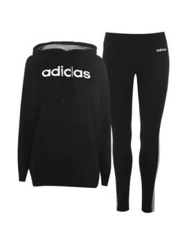 Tracksuit Set Ladies by Adidas