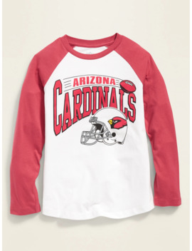 Nfl® Team Graphic Raglan Sleeve Tee For Boys by Old Navy