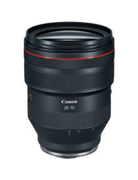 Rf 28 70mm F/2 L Usm Lens by Canon