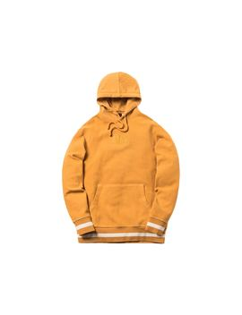 Kith Reverse Williams Hoodie Golden Yellow by Stock X