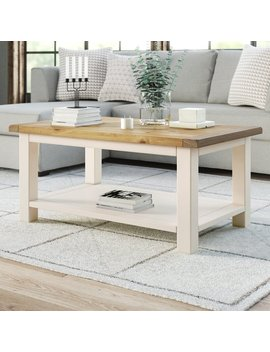 Faucher Coffee Table by Brambly Cottage