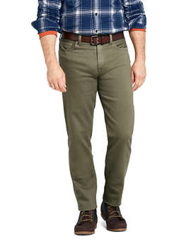 Men's Traditional Fit Comfort First Colored Jeans by Lands' End