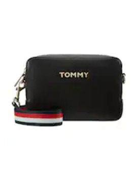 Iconic Tommy Crossover Solid   Skuldertasker by Tommy Hilfiger