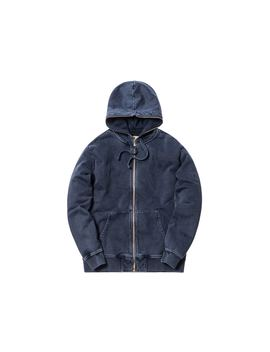 Kith Indigo Williams Hoodie Dark Indigo by Stock X