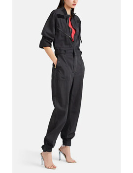 Cotton Ripstop Jumpsuit by Re/Done