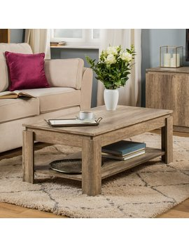 Allred Coffee Table by Three Posts