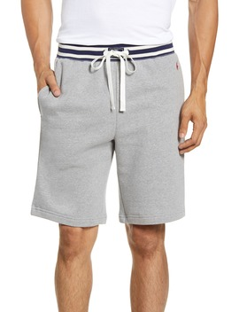 Fleece Pajama Shorts by Polo Ralph Lauren