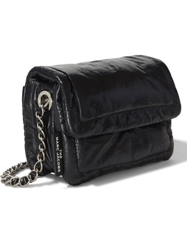 The Mini Pillow Leather Shoulder Bag by The Marc Jacobs