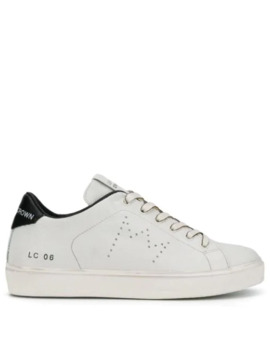 Iconic Sneakers by Leather Crown