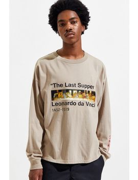 Monkey Time The Last Supper Long Sleeve Tee by Monkey Time
