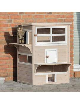 """Trixie Natural Cat Home, 45.5"""" H Trixie Natural Cat Home, 45.5"""" H by Trixie"""