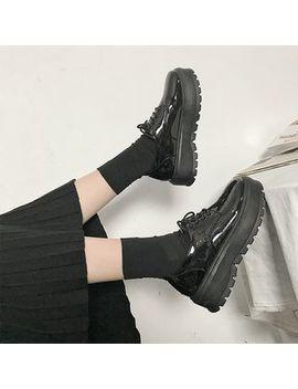 Moonwalk   Platform Lace Up Shoes by Moonwalk