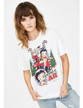 I Want It All Graphic Tee by Trevco