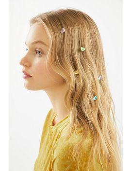 Urban Renewal Heart Twist Hair Accessory Set by Urban Renewal
