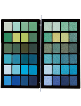 Online Only Colour Book Shadow Palette Cb05 by Makeup Revolution