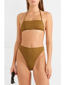 Halterneck Bikini Top by Rudi Gernreich