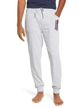 Authentic Cotton Lounge Pants by Boss