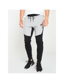 Sportswear Tech Fleece Joggers   Black/Grey by Nike