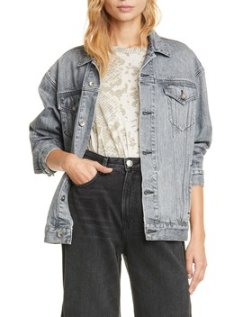 Max Denim Trucker Jacket by Rag & Bone
