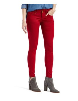 Red Skinny Jeans   Juniors by Vip Jeans