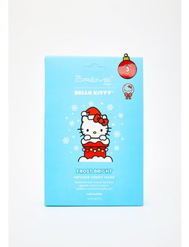 Hello Kitty Face Mask Set by The Crème Shop