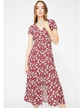 Sanrin Maxi Dress by Motel
