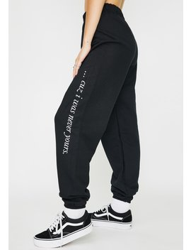 Sucks To Be You Jogger Sweatpants by By Samii Ryan