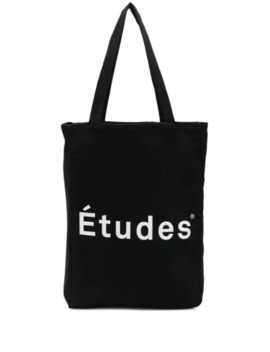 Shopper Mit Logo Print by Études