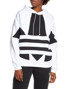 Big Trefoil Track Hoodie by Adidas Originals