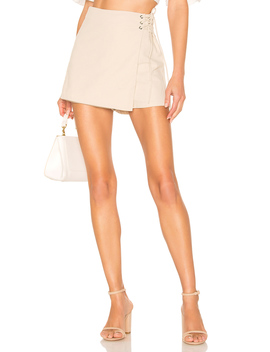 Minka Mini Skort by Superdown