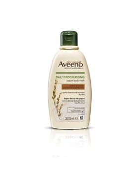 Aveeno®Daily Moisturising Yogurt Body Wash– Vanilla & Oat Scented by Aveeno