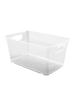Small Clear V Basket By Recollections™ by Recollections